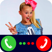 Jojo Siwa Call icon