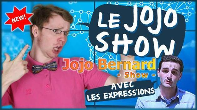 Jojo Bernard Show poster