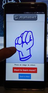 Filipino Sign Language screenshot 4