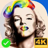 Marilyn Monroe Wallpapers HD icon