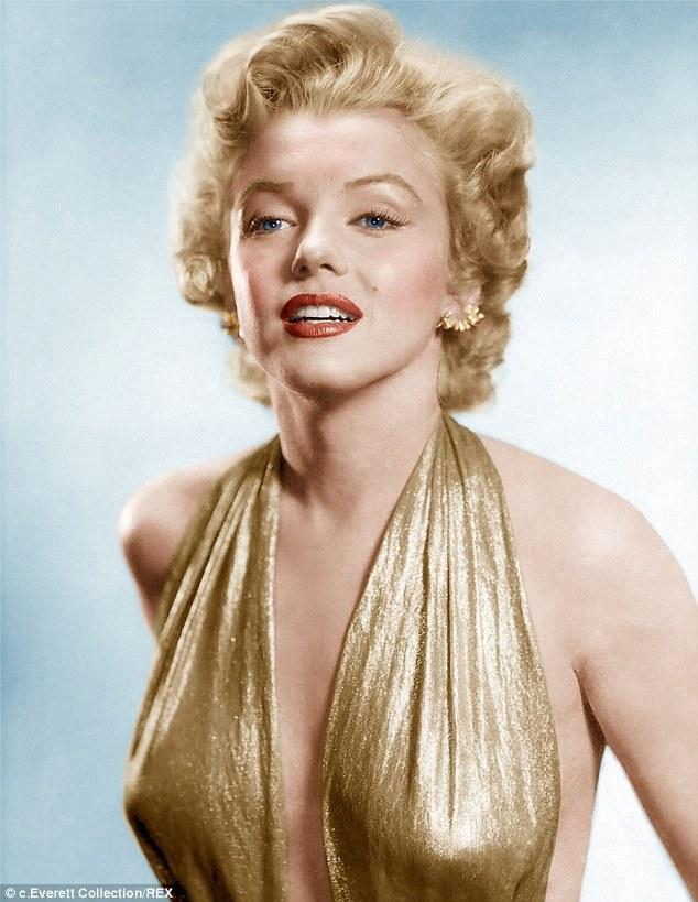 Marilyn Monroe Wallpapers HD poster