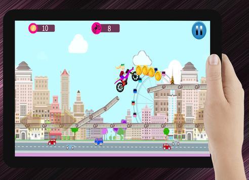 Jojo siwa Biker screenshot 2
