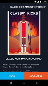 Classic Kicks Magazine apk screenshot