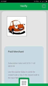 JoomCari Merchant poster