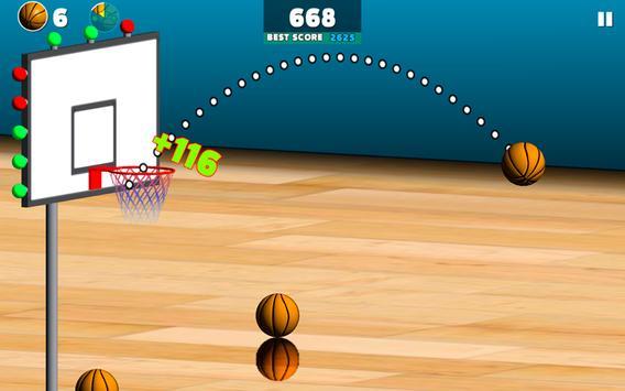 Basketball Sniper poster