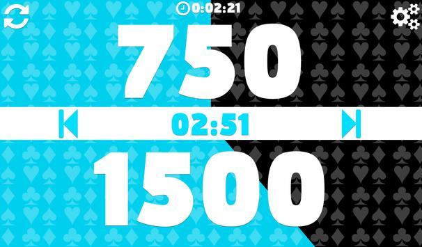 Poker Blind Timer apk screenshot