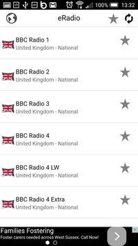 Online eRadio FM screenshot 1