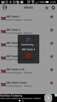 Online eRadio FM screenshot 2