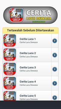Cerita Lucu Dewasa 2018 apk screenshot