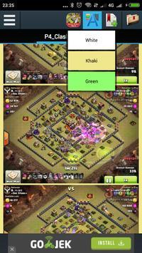 Base Maps TH11 COC apk screenshot