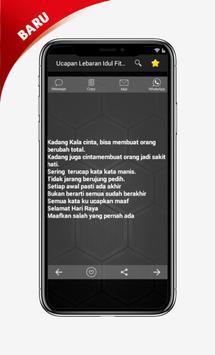 Kata Ucapan Lebaran 1439H 2018 screenshot 3
