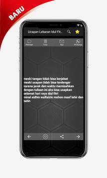 Kata Ucapan Lebaran 1439H 2018 screenshot 2