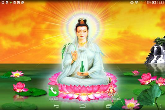 Phật Bà Quan Âm poster