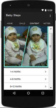 Little Baby Steps screenshot 1