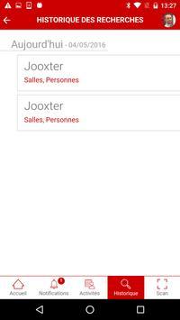 Jooxter apk screenshot