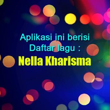 Lagu NELLA KHARISMA + Lirik poster