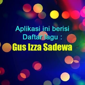 Ceramah Lucu Gus Izza Sadewa poster