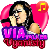 Lagu VIA VALLEN + Lirik icon