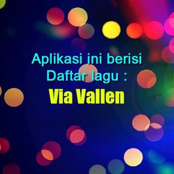 Lagu VIA VALLEN + Lirik poster