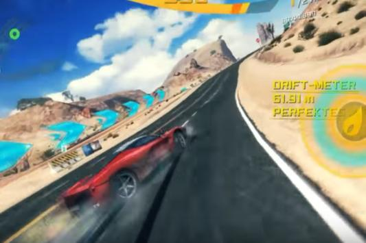 Game Asphalt 8: Airborne Tutorial screenshot 1