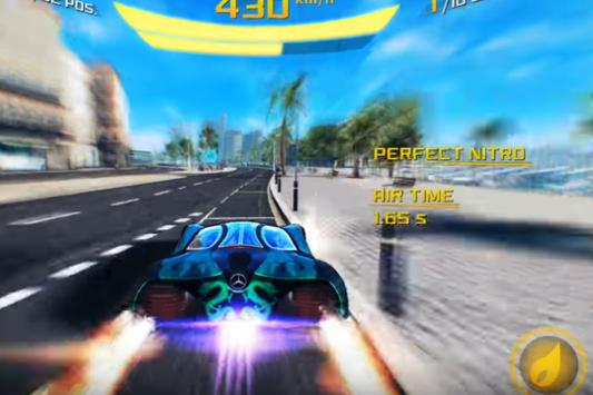 Game Asphalt 8: Airborne Tutorial screenshot 3