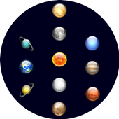 Strips of Planets icon