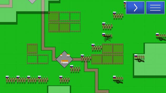 Pixel Soldiers: The Great War screenshot 4