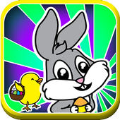 Bunny Balls - Easter Egg Race icon
