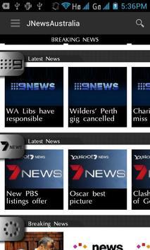 JNewsAustralia screenshot 2