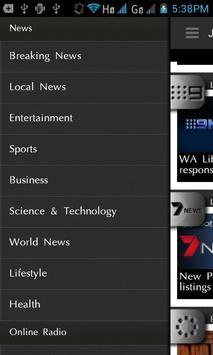 JNewsAustralia screenshot 4