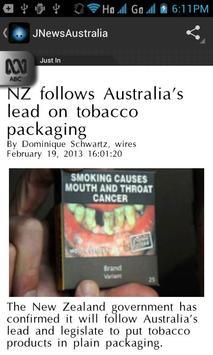 JNewsAustralia screenshot 6