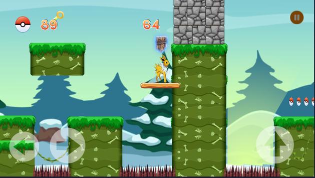 jolteon adventure world screenshot 1