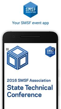 SMSF Association Events poster