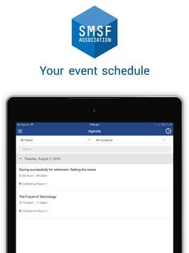 SMSF Association Events screenshot 7