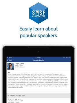 SMSF Association Events screenshot 9
