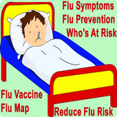 Flu Symptoms Flu Prevention icon