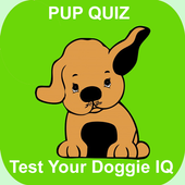Pup Quiz: Dog Quiz Dog Test icon