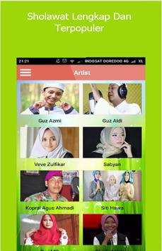 Sholawat Merdu Nissa Sabyan screenshot 1