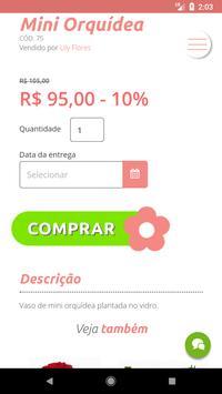 ClickFlor - Sua Flor a um Click de distância screenshot 3