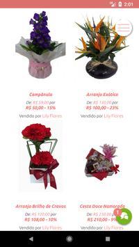 ClickFlor - Sua Flor a um Click de distância screenshot 1