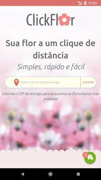 ClickFlor - Sua Flor a um Click de distância screenshot 4