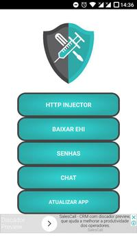 Android Http Injector poster