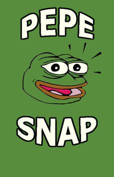 Pepe Snap poster