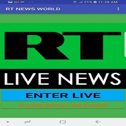 RT AMERICA LIVE NEWS for Android - APK Download