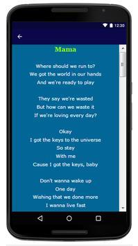 Jonas Blue - Song And Lyrics apk screenshot