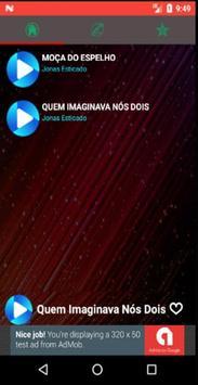 Jonas Esticado 2018 sua musica palco mp3 agenda poster