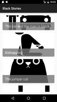 Black Stories apk screenshot