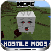 Hostile Mods For MCPE icon