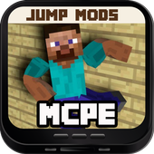 Jump Mods For MCPE icon