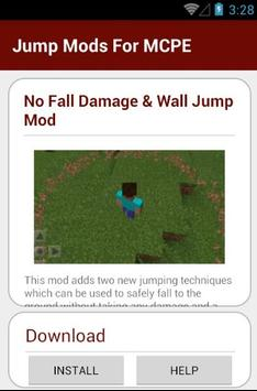 Jump Mods For MCPE screenshot 2